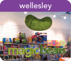 Wellesley Magic Beans