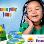 Name Your Tune Personalized Kid CD