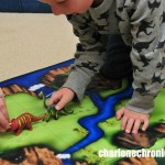 neatoh dinosaur playmat