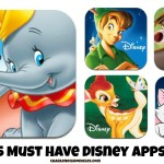 Disney Apps Collage