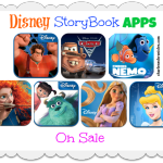 Disney Storybook Apps