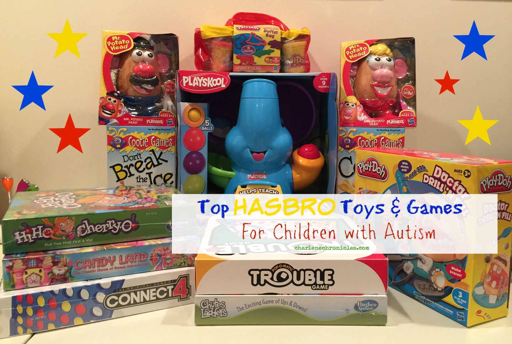 Toys For Toddlers With Autism : Top hasbro games for autistic children charlene chronicles