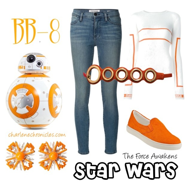 Star Wars The Force Awakens Inspired Outfits Charlene