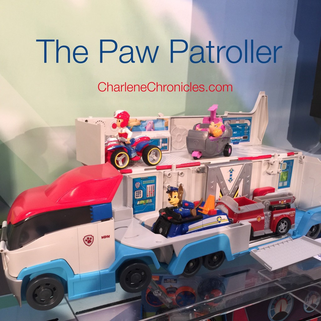 toy reveal  paw patroller truck