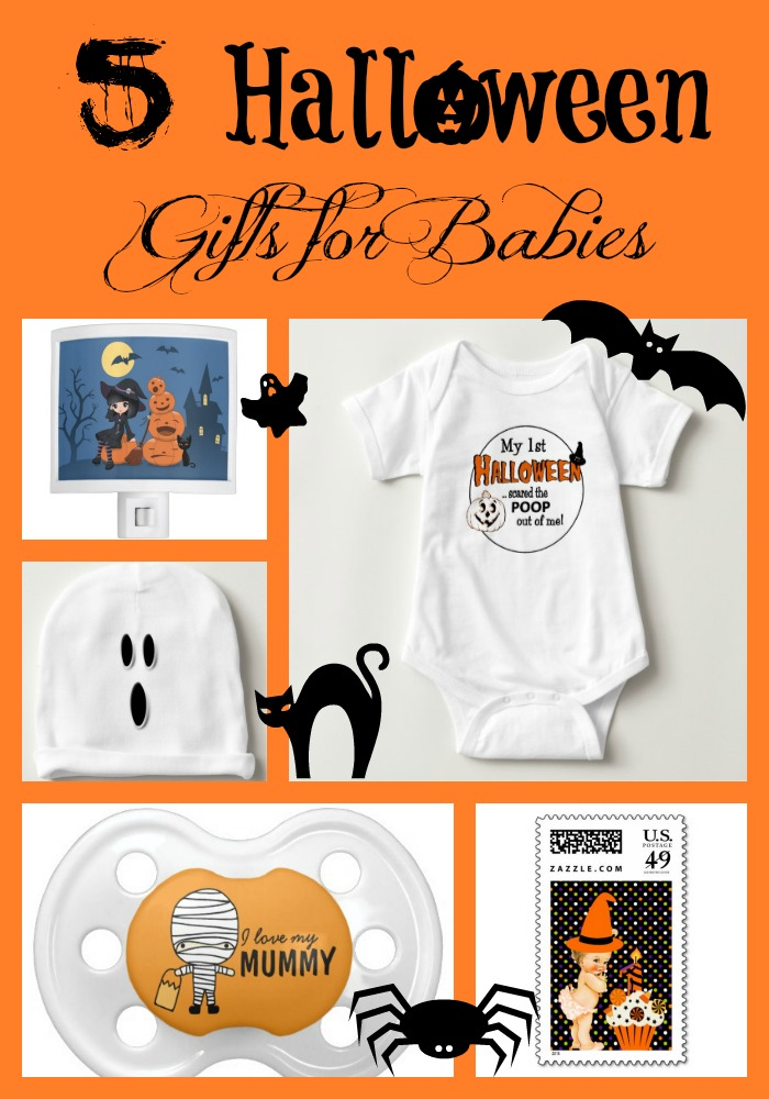 Baby Gifts For Halloween : Five cute halloween gifts for babies charlene chronicles