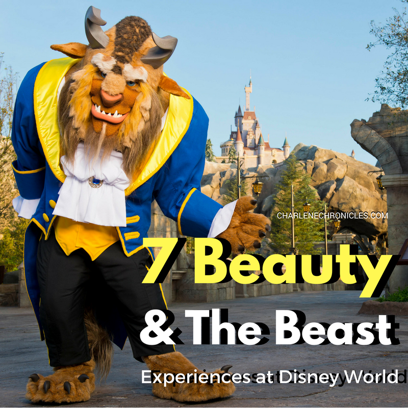 Beauty And The Beast Experiences At Disney World
